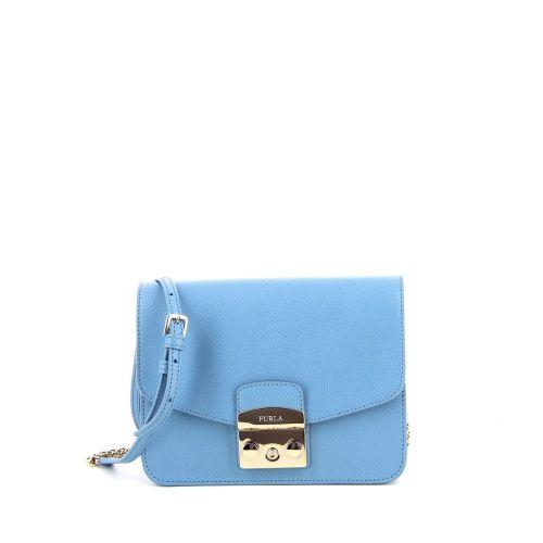 Furla tassen handtas azuurblauw 187084