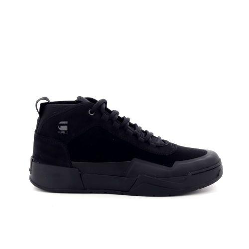 G-star herenschoenen sneaker zwart 199732