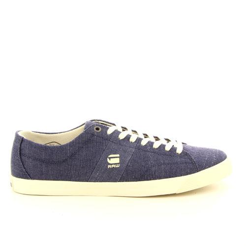 G-star solden sneaker jeansblauw 98317