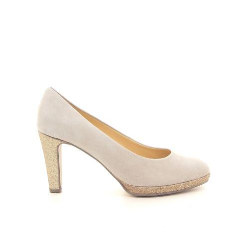 Gabor damesschoenen pump beige 174219
