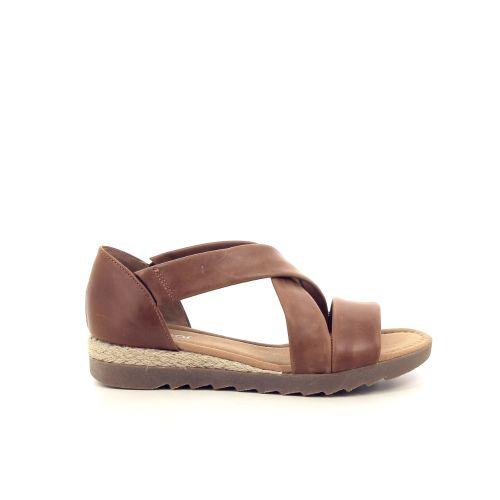 Gabor damesschoenen sandaal cognac 193463