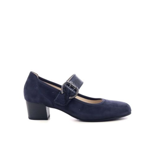 Gabor damesschoenen pump donkerblauw 204117