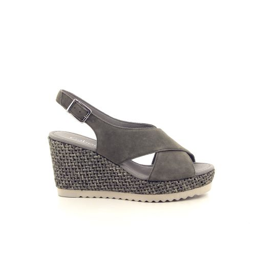 Gabor damesschoenen sandaal kaki 193481