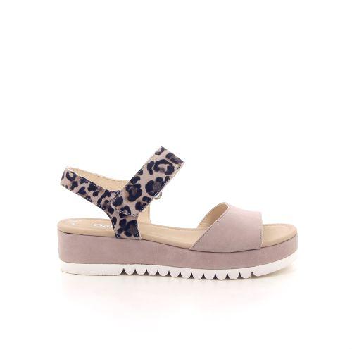 Gabor damesschoenen sandaal poederrose 193469