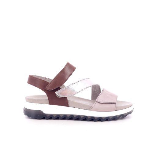 Gabor damesschoenen sandaal poederrose 204119