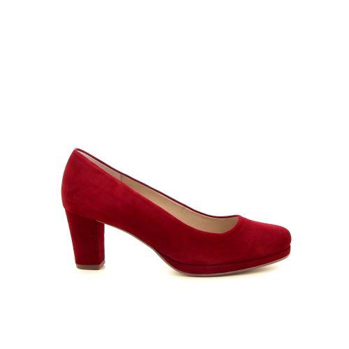 Gabor damesschoenen pump rood 182410