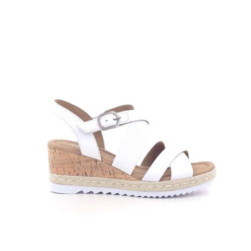 Gabor damesschoenen sandaal wit 202041