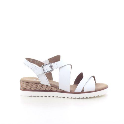 Gabor damesschoenen sandaal wit 212666