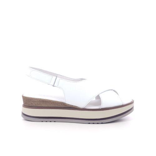 Gabor damesschoenen sandaal wit 214353