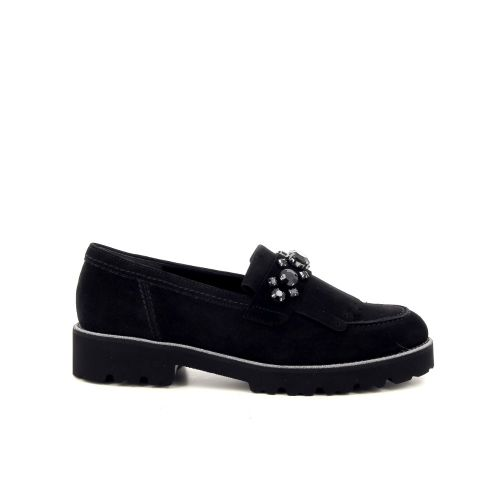 Gabor damesschoenen mocassin zwart 187235