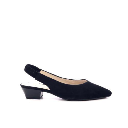 Gabor damesschoenen sandaal zwart 204125