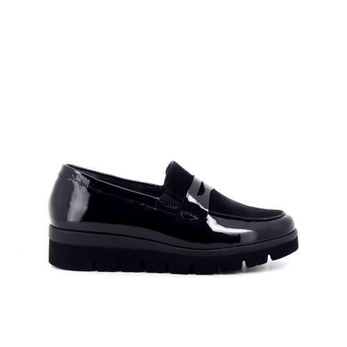 Gabor damesschoenen mocassin zwart 208888
