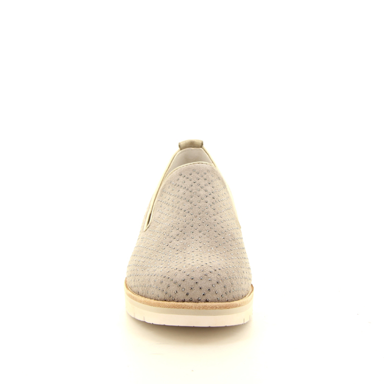 Gabor damesschoenen sneaker grijs 10133
