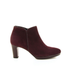 Gabor damesschoenen boots rood 17478