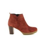 Gabor damesschoenen boots rood 17492