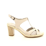Gabor damesschoenen sandaal taupe 10143