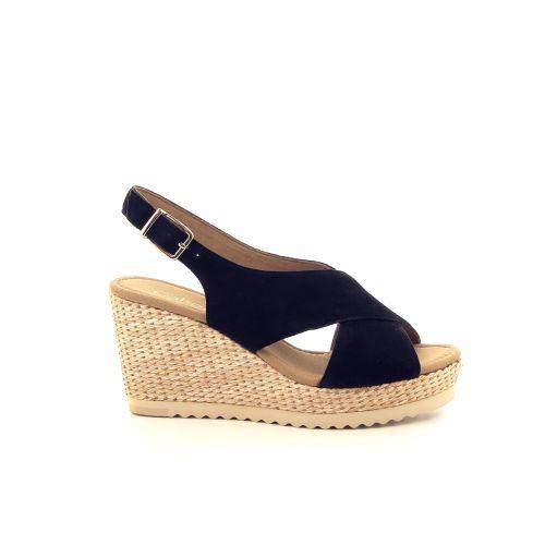 Gabor koppelverkoop sandaal zwart 193479