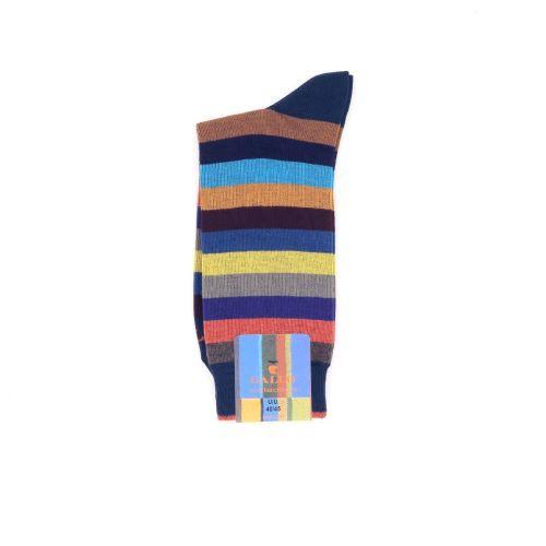 Gallo accessoires kousen blauw 217452