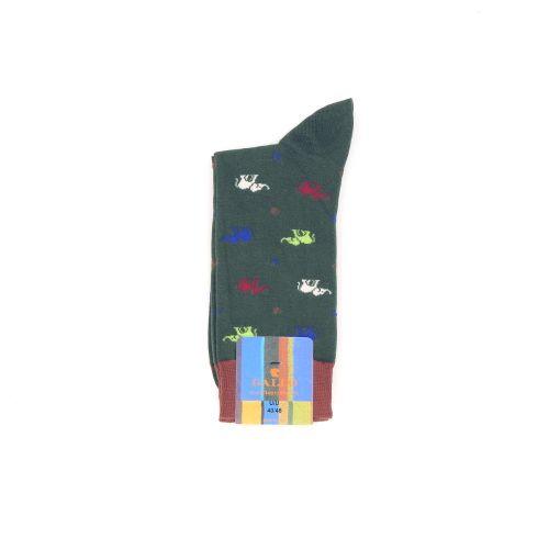 Gallo accessoires kousen groen 217446