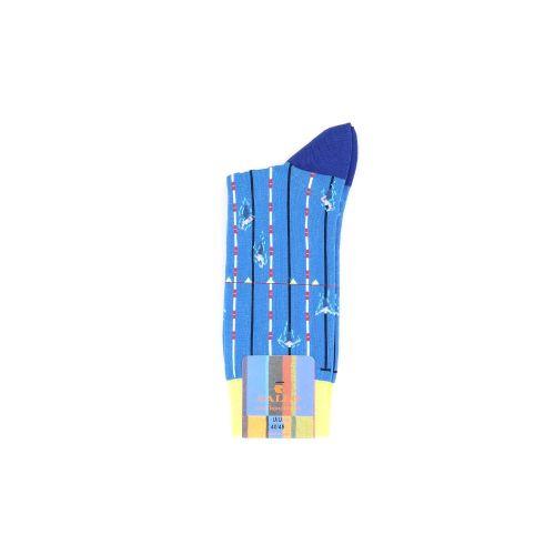 Gallo  kousen azuurblauw 214692