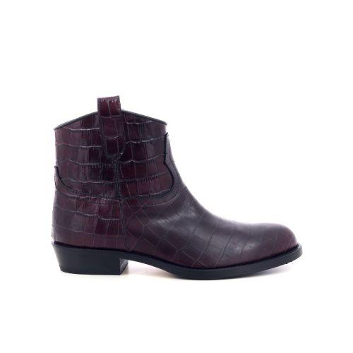 Gallucci  boots bordo 210603