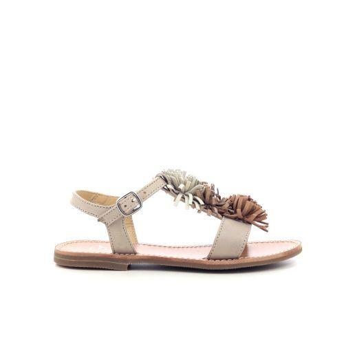 Gallucci kinderschoenen sandaal licht naturel 204712