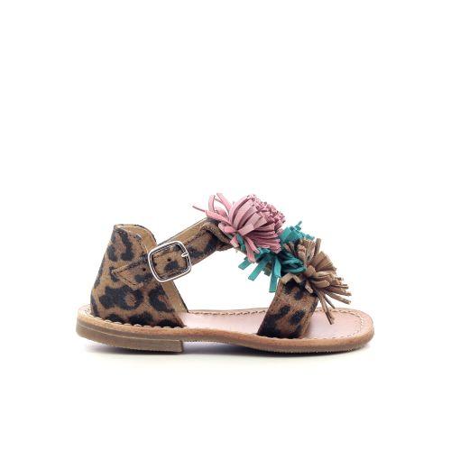 Gallucci kinderschoenen sandaal naturel 204721