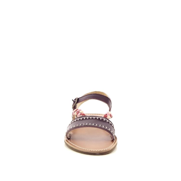 Gallucci kinderschoenen sandaal bordo 194002