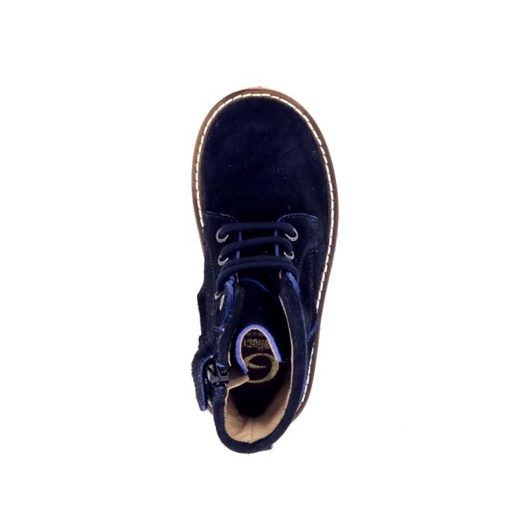 Gallucci kinderschoenen boots donkerblauw 189441