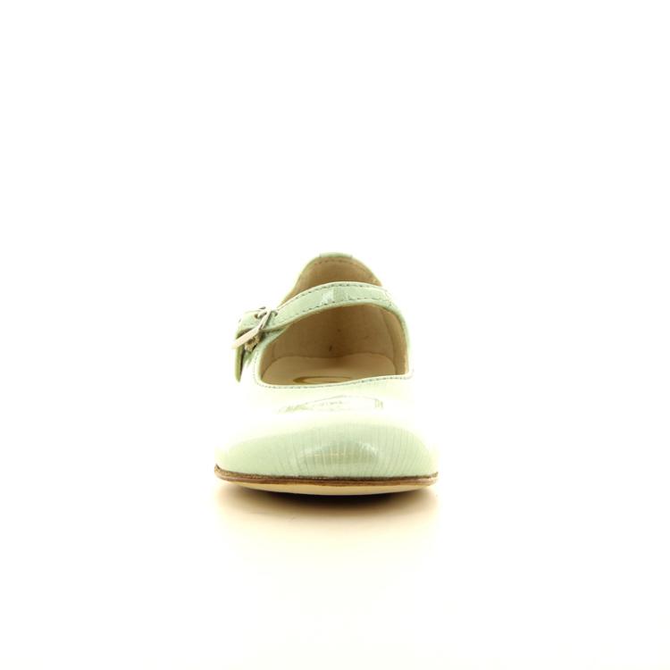 Gallucci kinderschoenen ballerina muntgroen 10862