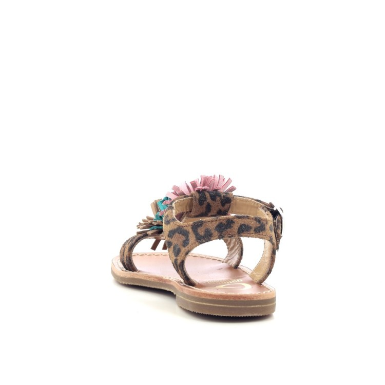 Gallucci kinderschoenen sandaal naturel 204720