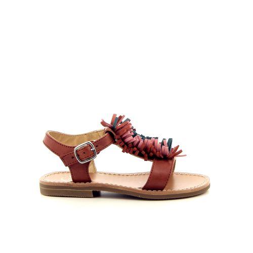 Gallucci koppelverkoop sandaal roest 183453