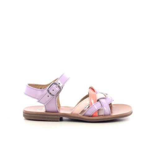 Gallucci  sandaal lila 213469