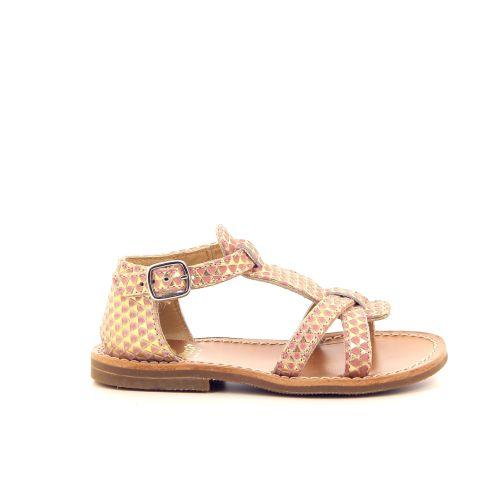 Gallucci solden sandaal hemelsblauw 183457