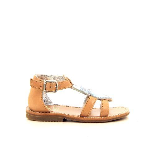 Gallucci solden sandaal naturel 183454