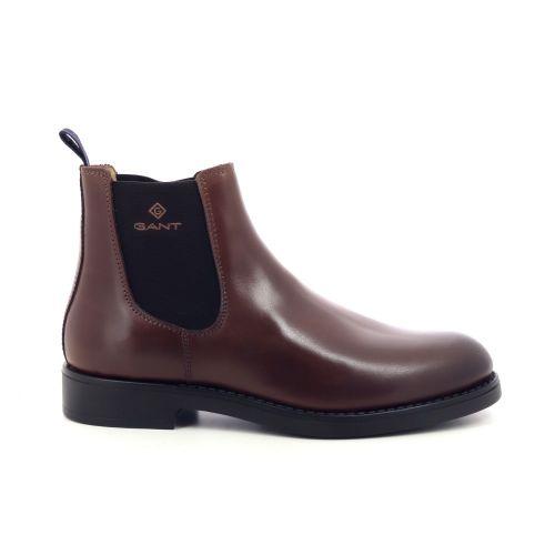 Gant herenschoenen boots cognac 199861