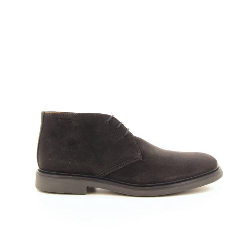 Gant herenschoenen boots grijs 19117