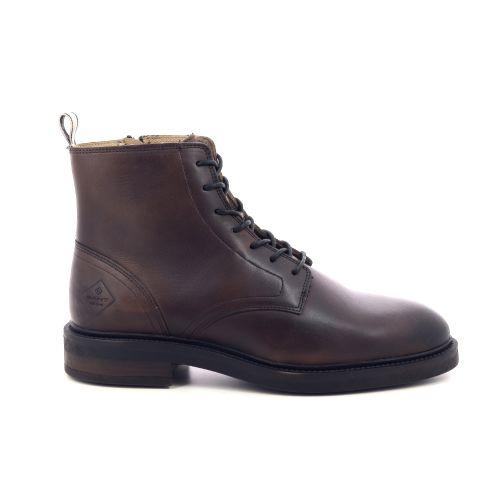 Gant herenschoenen boots lichtbruin 199863