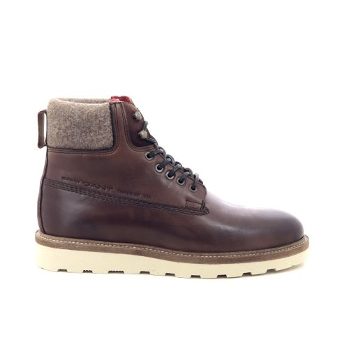 Gant herenschoenen boots lichtbruin 199865