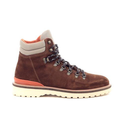 Gant herenschoenen boots roest 208588