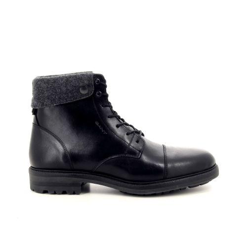 Gant herenschoenen boots zwart 187893