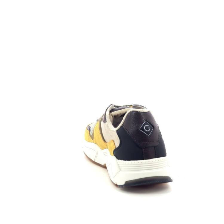 Gant herenschoenen sneaker oker 199856