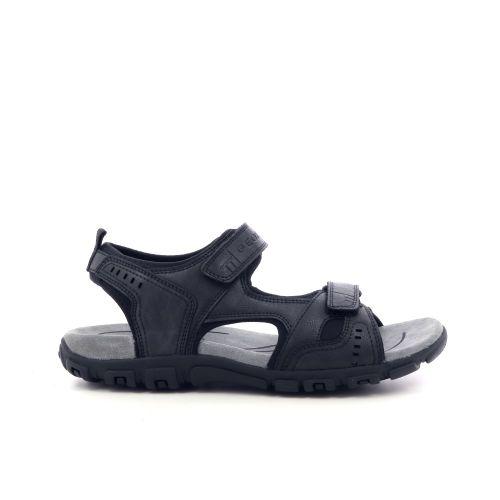 Geox herenschoenen sandaal bruin 213277