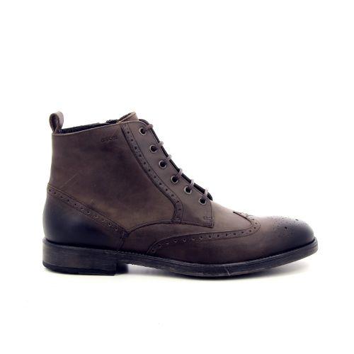Geox herenschoenen boots d.bruin 187880
