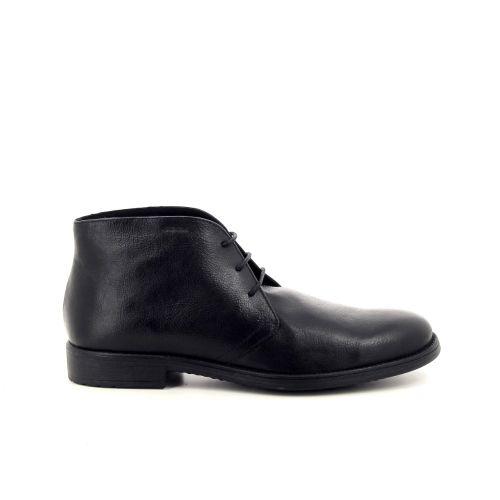 Geox herenschoenen boots zwart 187881