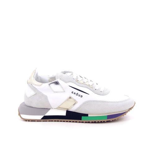 Ghoud damesschoenen sneaker ecru 198732