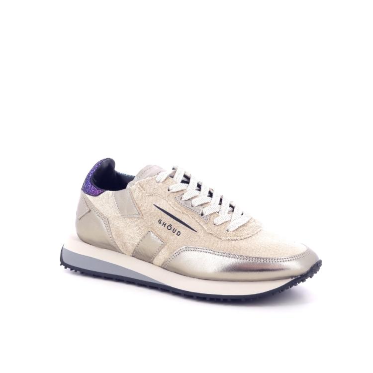 Ghoud damesschoenen sneaker beige 198731