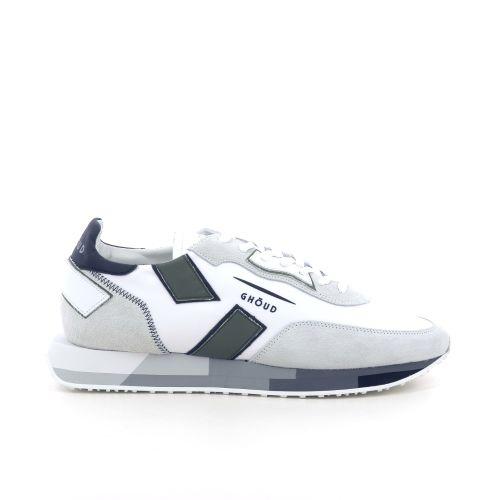 Ghoud herenschoenen sneaker wit 212097