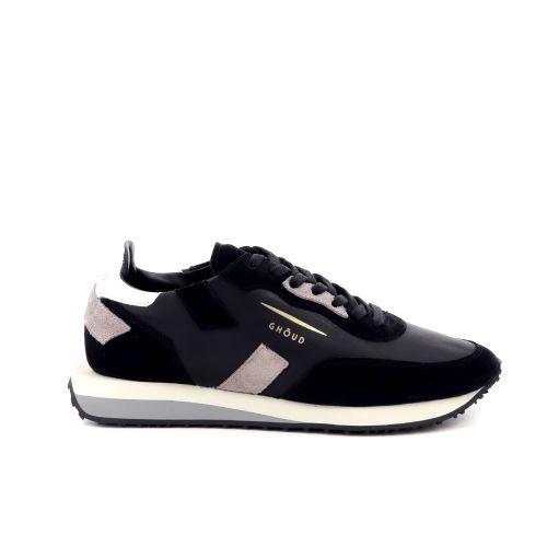 Ghoud herenschoenen sneaker zwart 199726