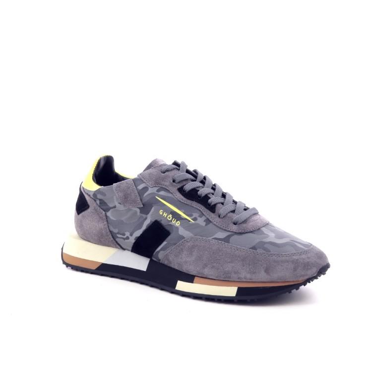 Ghoud herenschoenen sneaker grijs 199729
